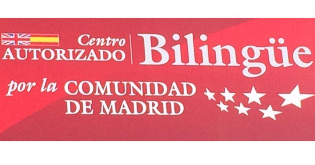 COLEGIO BILINGÜE RECONOCIDO POR LA COMUNIDAD DE MADRID