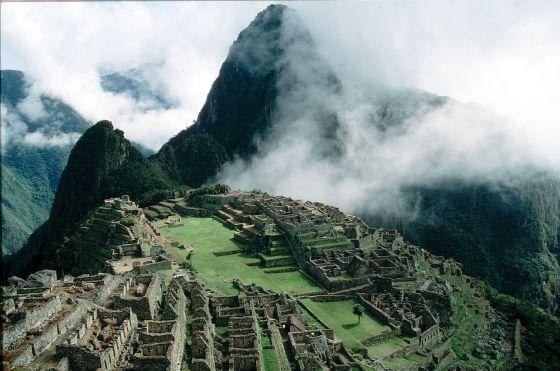 Machu Picchu se llamaba Patallaqta