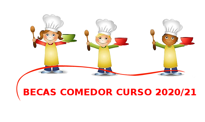 Solicitud reducción precio menú escolar para el curso 2020-2021